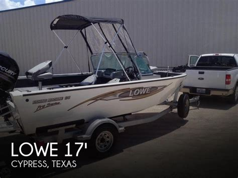 used aluminum fishing boats for sale in texas lowe fishing boats for sale used lowe fishing boats for