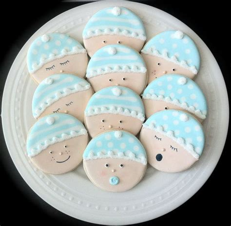 Baby Boy Shower Cookie Ideas by Sweet Ideas For A Baby Shower Becoration