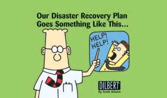 disaster recovery plan templates amp sample documents