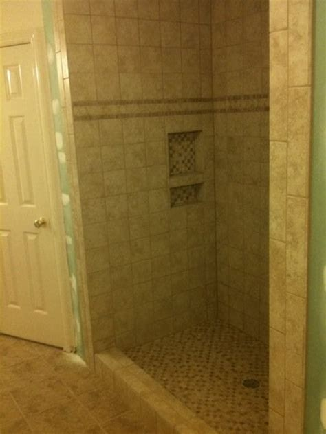Large Standing Shower Large Stand Up Shower Rebuild Yelp