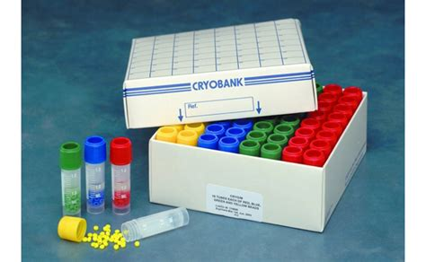 bead mast 64 vials of mast cryobank