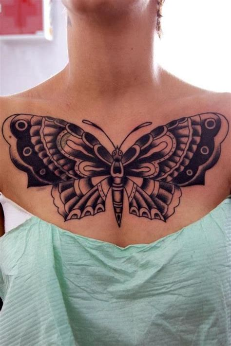 tattoo chest wow i usually don t like neck and chest tattoos but pretty