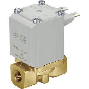 process valve 2 port valve air operated vna201b 10a smc vx2 2 single unit direct operated 2 port solenoid valve