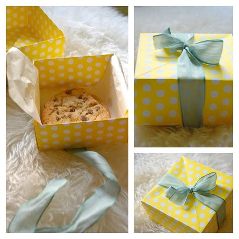 Origami Wrapping Paper Gift Box - easy frugal living frugal gift wrapping origami boxes