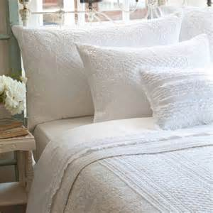 Shop abigail white bedding by taylor linens bedding the home