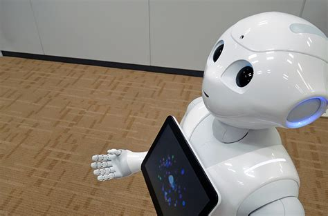 are you ready for your home robot meet pepper