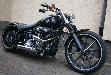 Motorrad Spiegel Harley Davidson by Fxsb Breakout Breakout Spiegel Unter Dem Lenker S 1