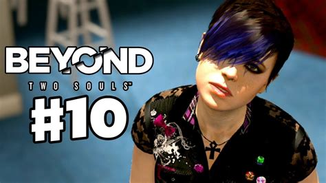 like souls beyond two souls gameplay walkthrough part 10 like