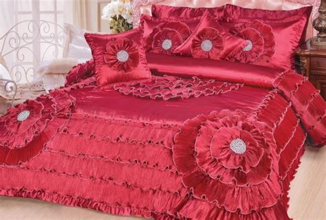 romance 5 piece comforter set 7 romantic bedding sets