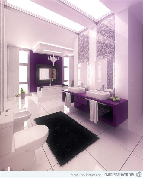 purple bathroom ideas 40 best lavender bathrooms images on pinterest lavender