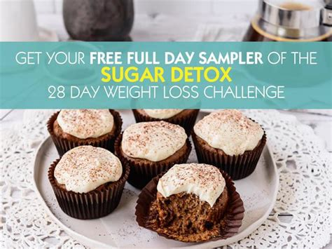 28 Day Sugar Detox Challenge by Lost 15kgs And Talks About Overcoming Big Obstacles