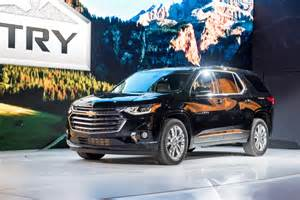 2018 Chevrolet Traverse High Country 2018 Chevy Traverse Info Pics Specs Wiki Gm Authority