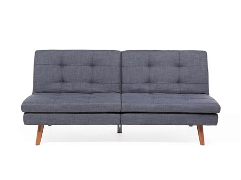 sofa bett sofa grau schlafsofa schlafcouch bettsofa bett