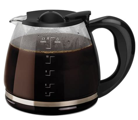 Coffee Decanter black decker replacement carafe chart