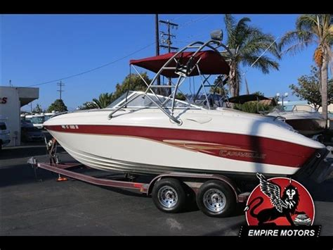 mid cabin bowrider boats caravelle 240 mid cabin boat for sale from usa