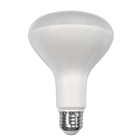 Br30 Led Light Bulb Ecosmart Connected 65w Equivalent Soft White 2700k Br30 Dimmable Led Light Bulb The Home