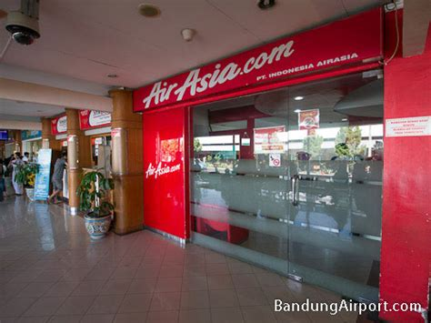 Airasia Sales Office Bandung | bandung airport photo gallery bandung airport guide