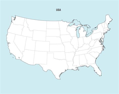 america map vector free free map vector of america vector