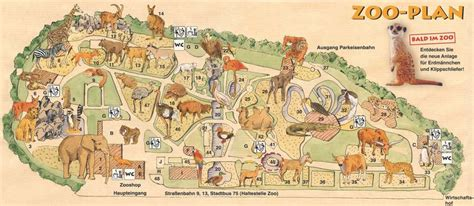 Zoologischer Garten Dresden by Zoo Dr 225 žďany