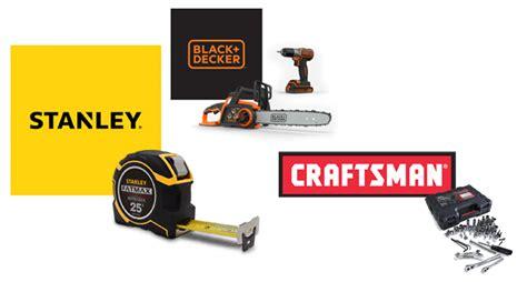 stanley and decker stanley black decker to buy craftsman for 900 million