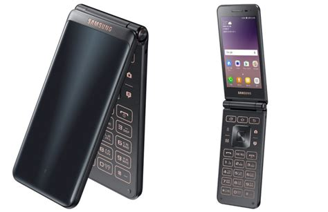 new samsung meet the galaxy folder 2 samsung s new android flip phone