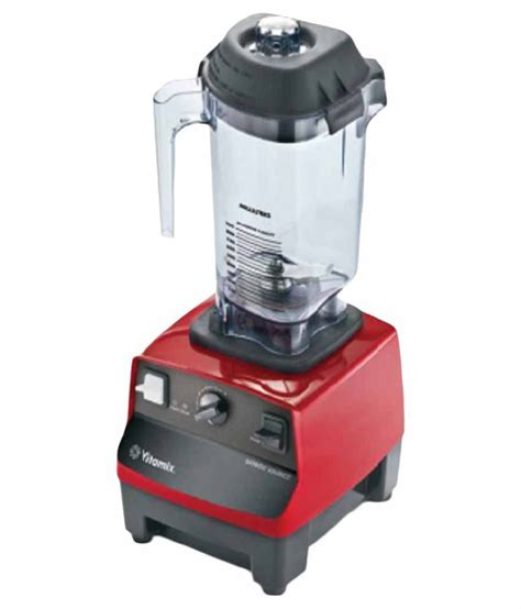 Blender Advance vitamix barboss advance blender 750 watt 1 jar juicer