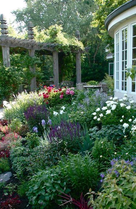 Beautiful Perennial Garden Garden Pinterest Perennial Flower Garden