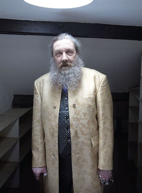 alan moore alan moore has finished first draft of 1 million word