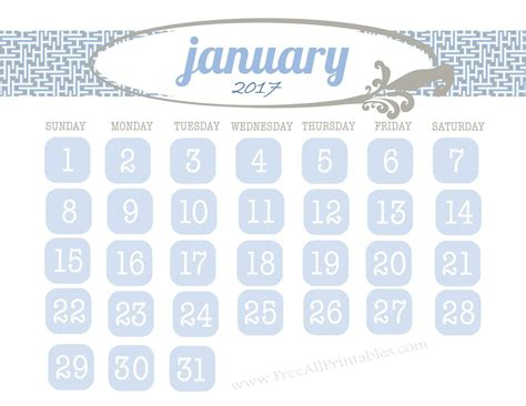 printable daily calendar january 2016 cy fair 2016 2017 calendar calendar template 2016