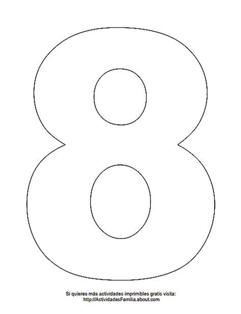 dibujo con el n mero 8 para pintar dibujos de n meros dibujos de n 250 meros para colorear n 250 mero 8 para colorear