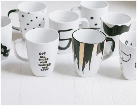 diy mug design kit bhg style spotters