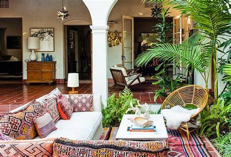Houzz Backyard My 10 Favorite Bohemian Patio Ideas The House Of Boho