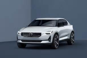 Future Volvo Cars Volvo 40 Series Concepts Preview Upcoming Smaller Cars