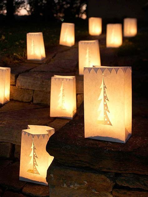 best outdoor luminaries 50 best outdoor decorations for 2017