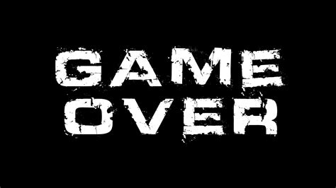 wallpaper game over hd game over wallpapers wallpaper cave