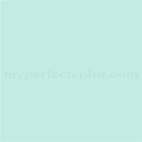 cloverdale paint 7507 baby aqua match paint colors myperfectcolor