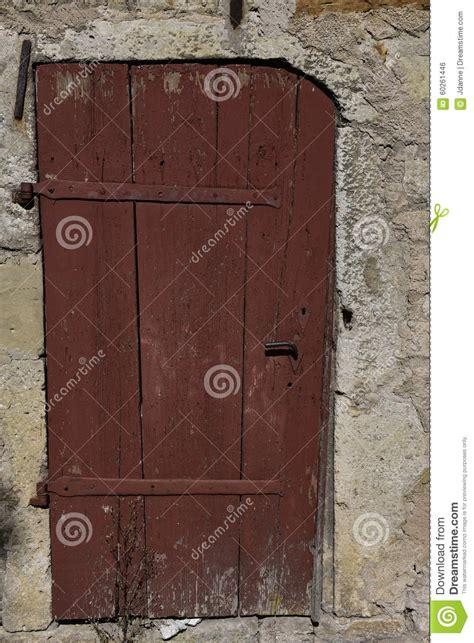 What Is A Door Der wooden door stock photo image 60261446