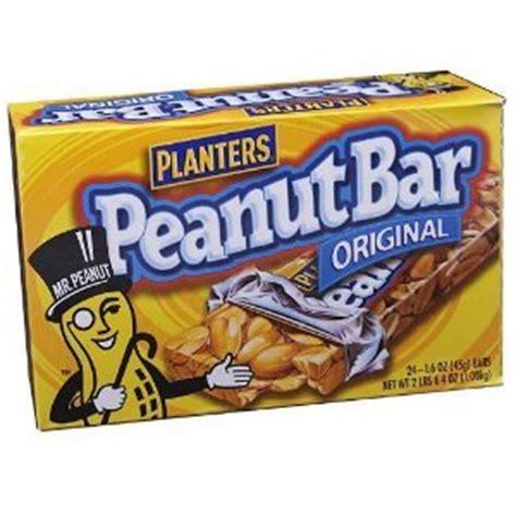 Planters Peanut Bar Original by Planters Original Peanut Bar 24 Count Chocolates Candies