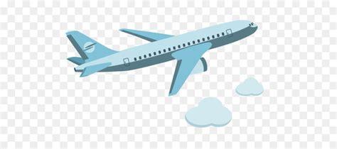 airplane aircraft cartoon icon vector cartoon flying