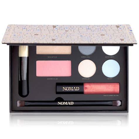 Palettes For Peta by Nomad X Stockholm All In One Makeup Palette With
