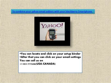 email yahoo for blackberry you want to access yahoo mail on blackberry
