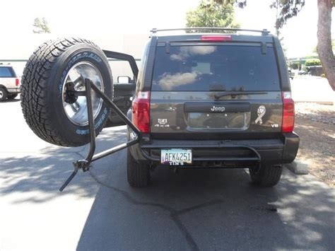 jeep spare tire carrier jeep commander spare tire carrier search jeep