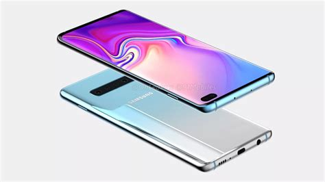 Samsung Galaxy S10 360 by Galaxy S10 Plus A New Leak May Given Us Our Best Look Yet