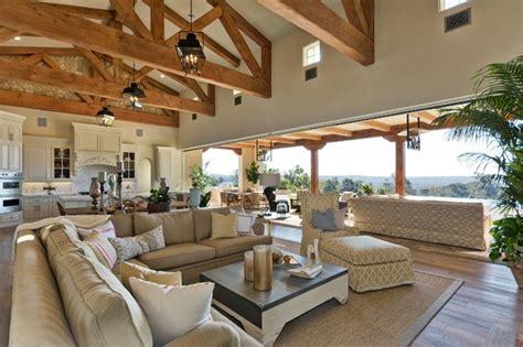 indoor outdoor living indoor outdoor living room in rancho santa fe living