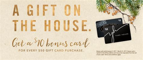 Yard House Gift Cards - yard house local craft beer american restaurant brew house