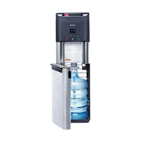 Poluper Sharp Dispenser Bottom Loading Swd 72ehl Bk Hitam Low Watt S sharp water dispenser jakarta automatic soap dispenser