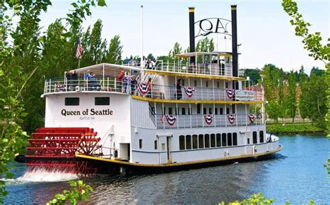 paddle boat rentals seattle queen of seattle paddle wheel cruises wa top tips