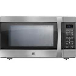 kenmore elite 75223 2 2 cu ft countertop microwave w