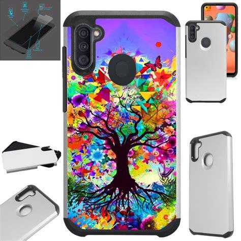 world acc fusion phone case compatible  samsung galaxy