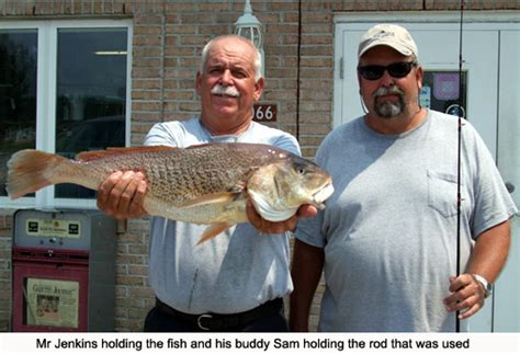 Atlantic County Records Search New World Record Croaker In Virginia Today Saltwater Fishing